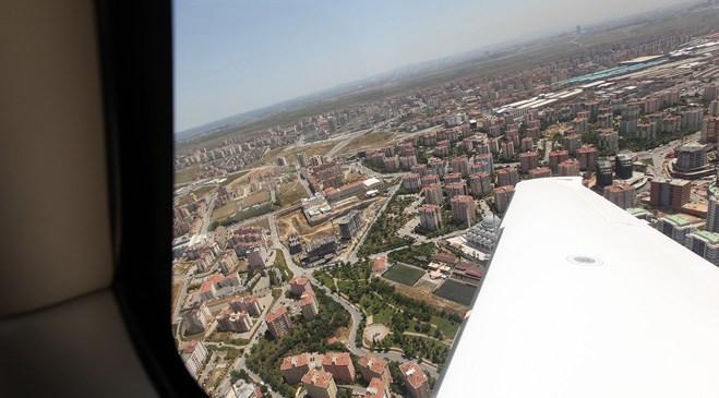 Mavera Başakşehir Konutları'nın helikopter görüntüleri yayında!