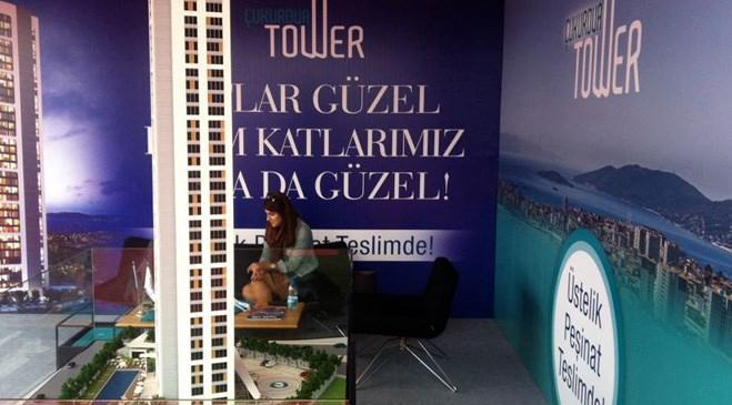 Çukurova Tower Pendik Boat Show Fuarı'nda!