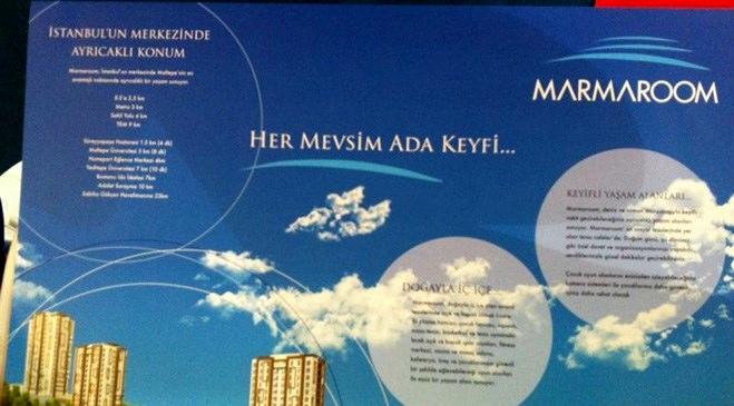 Marmaroom projesinin Pendik Boat Show Fuarı'ndaki standından kareler!