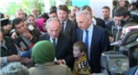Kadir Topbaş Vaditepe Bahçeşehir lansmanında ucuz konut müjdesi verdi
