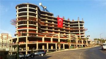 Beyaz İnşaat'ın Topkapı'daki inşaatları devam ediyor