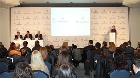 Bulvar İstanbul projesi basın toplantısından kareler