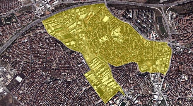 İhlas Holding Gaziosmanpaşa'da kentsel dönüşümü bu alanda yapacak