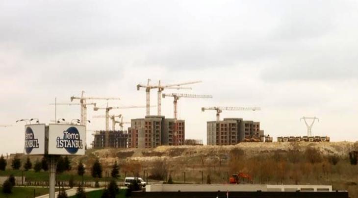 Tema Park İstanbul inşaat görüntüler
