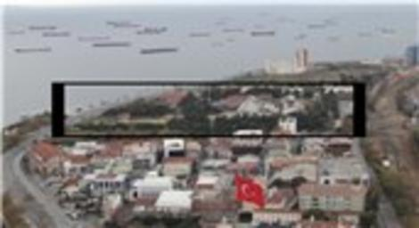 Emlak Konut Zeytinburnu Kazlıçeşme arsasından kareler