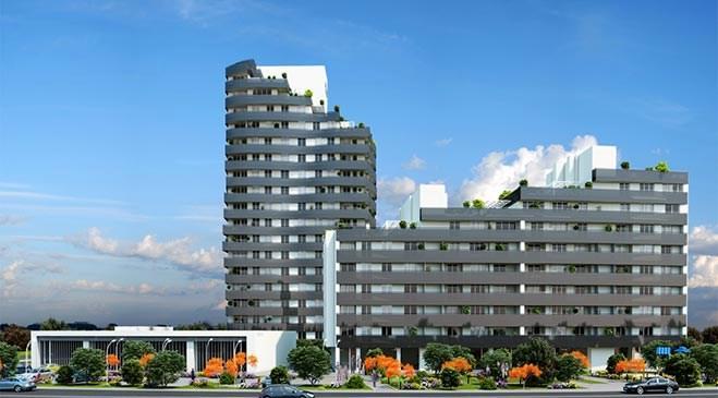 Eskişehir Panorama Plus proje görüntüleri