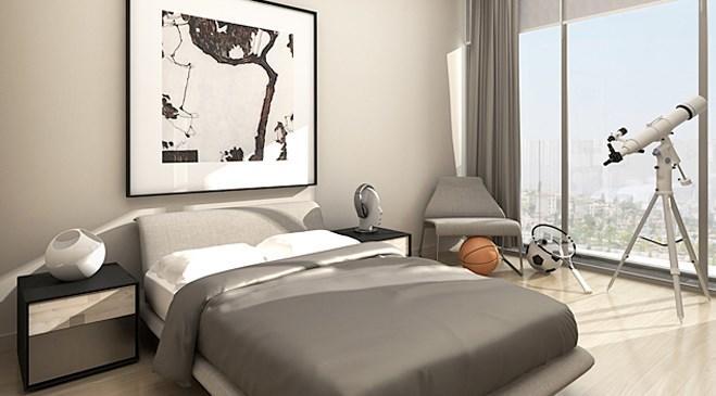 One Tower Ankara örnek daire görselleri yayında