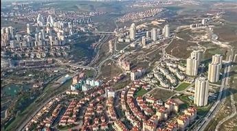 Kiptaş Vaditepe'nin yeni hava fotoğrafları