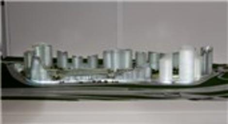Emlak 2013 Fuarı'ndaki stantlardan özel kareler yayında