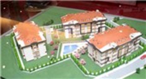 Aydoğan Park maket görüntüleri