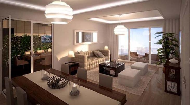 Başakşehir Bulvar İstanbul'un örnek dairesi nasıldır?