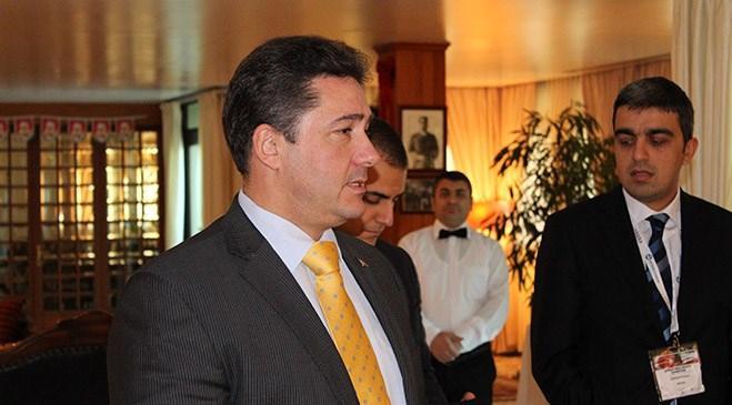 Emlak editörleri Türkiye Kuveyt Büyükelçiliğini ziyaret etti