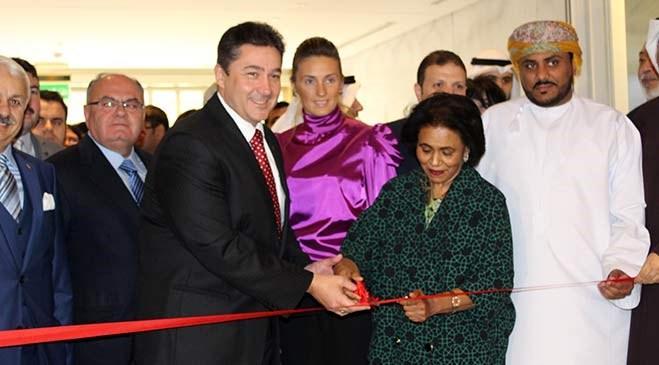 Kuveyt Gayrimenkul Fuarı açılışı