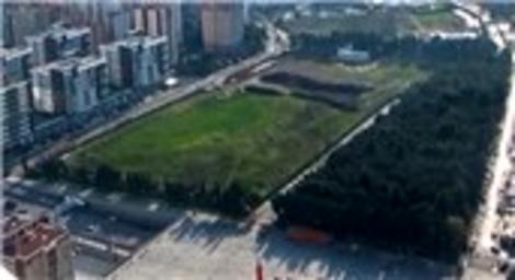 Havadan Westside İstanbul arsa fotoğrafları