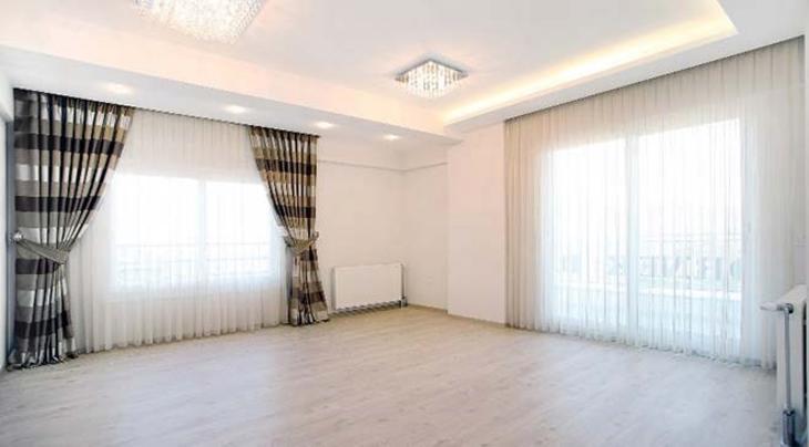 İzmir Şahintepesi Konutları örnek dairesi