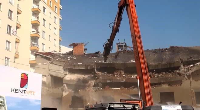 Terra Ataşehir kentsel dönüşüm çalışmaları