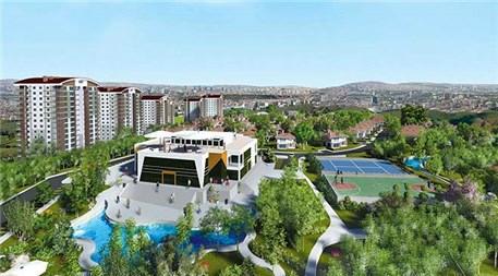 Ankara Mebuskent projesinden görüntüler