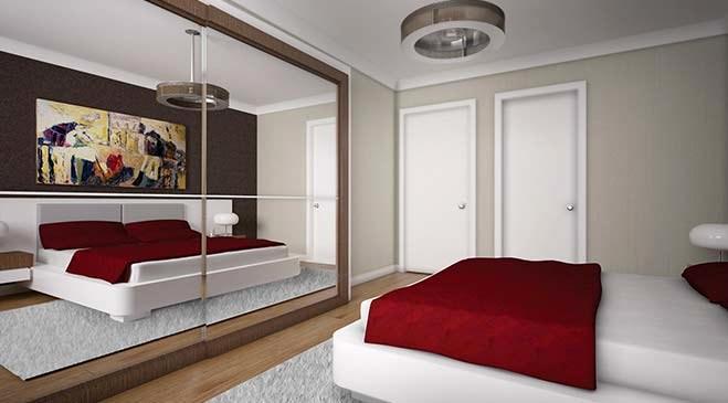 Ankara Mebuskent örnek dairesi
