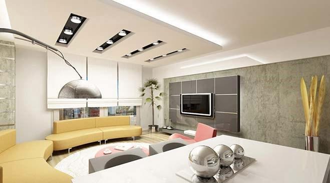 İzmir Granada Residence örnek dairesi