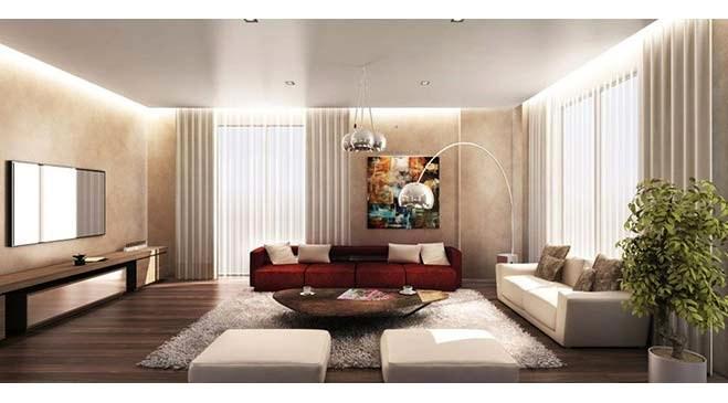 Kurtköy Eminevim 5Yüz60 örnek dairesi
