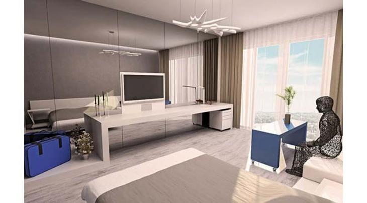 Esenyurt Future Park örnek dairesi