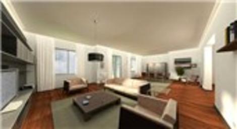 Göktürk Gaia Premium Houses örnek dairesi