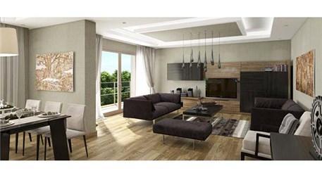Essa Flora Çekmeköy örnek dairesini sizin için çektik!