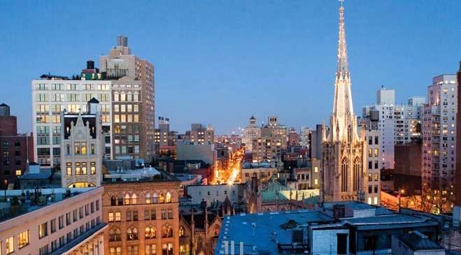 Leonardo DiCaprio'nun New York'daki yeni dubleks rezidansı