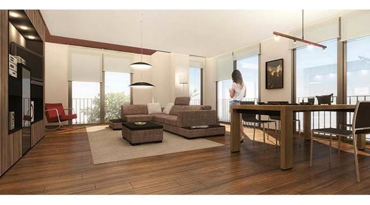 Göktürk 40İz Elite Flats örnek daire görselleri