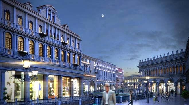 Viaport Venedik Sarayları görselleri