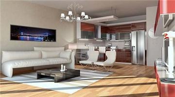 Kristal Residence örnek daire görselleri