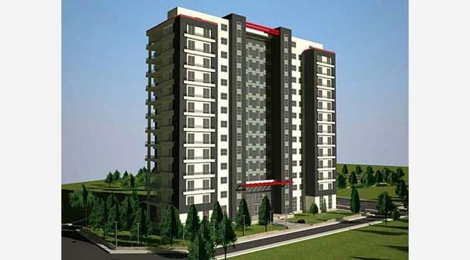Ankara Batı Life Evleri proje görselleri