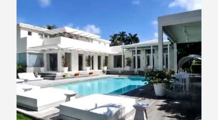 Shakira'nın 12.9 milyon dolarlık evinden kareler
