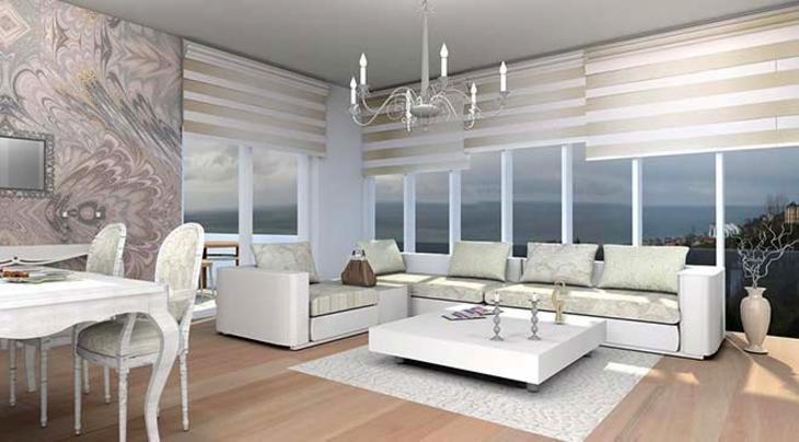 Trabzon Prestij Home Residence örnek daire görselleri