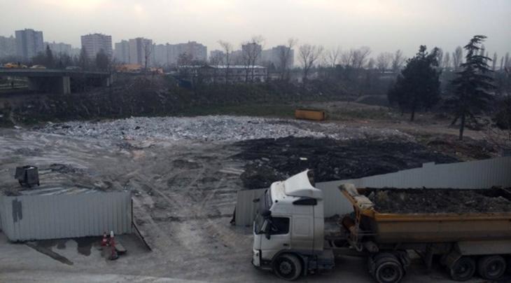 Nef Ataköy arsasından kareler emlaktasondakika.com'da