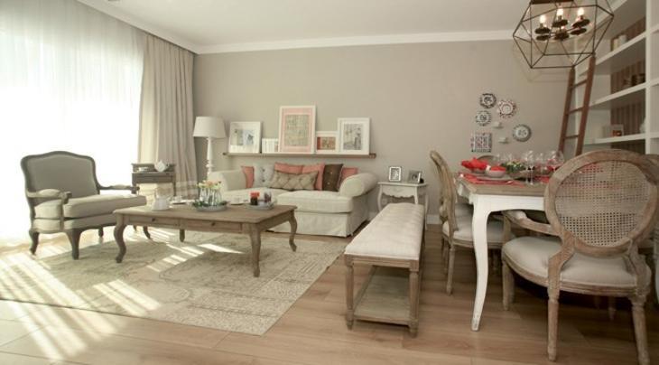 Tema İstanbul Halkalı 2+1 örnek daire görselleri