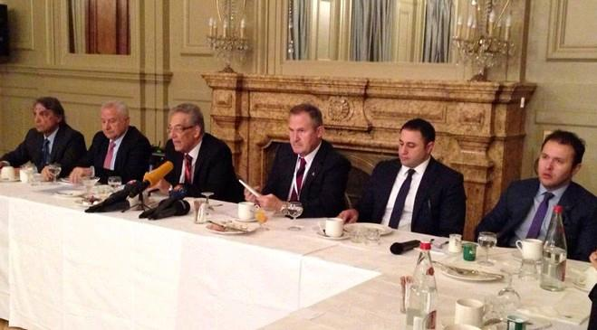 Tema İstanbul MIPIM 2014 toplantısından kareler
