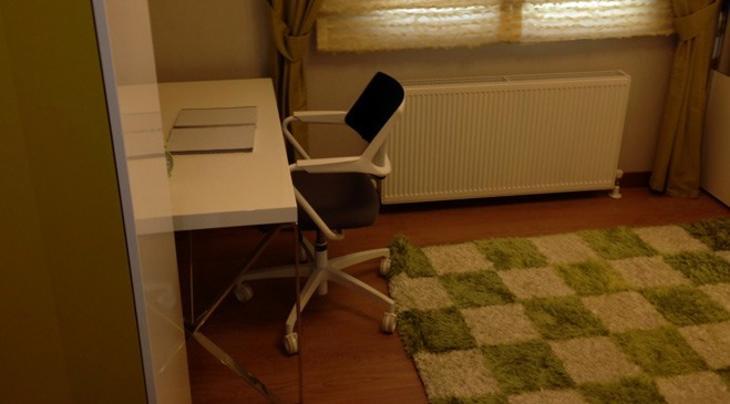 örnek daire çalışma odası