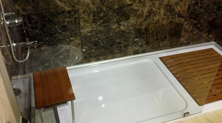örnek daire banyosu