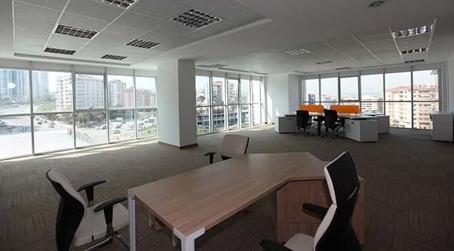 Protokol Ankara örnek ofis görselleri