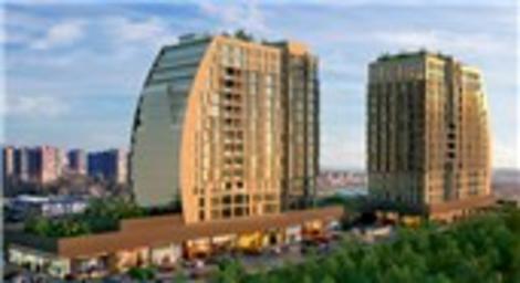 Ataköy Towers projesinin dış görünümü