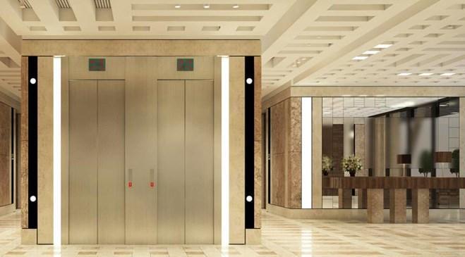 nef ataköy projesinin asansörleri