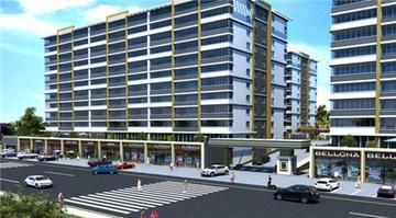 Armonia Concept Residence Ankara projesinin görselleri