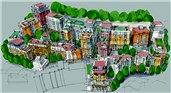 Örnektepe ve Sütlüce mahallelerinde kentsel dönüşüm