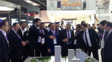 Cityscape 2014'te hangi Türk firmasının rüzgarı esti?