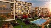 still istanbul diamond projesinin yüzme havuzu