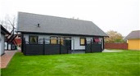 Vimpeltorpet'te satışa çıkarılan ev