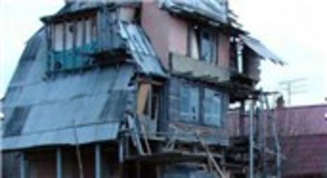 sıradışı evler