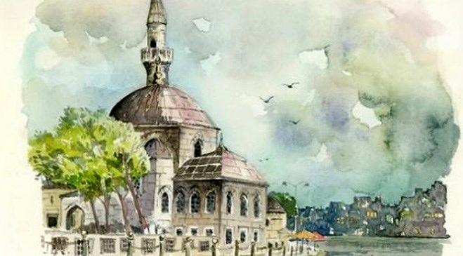 Mimar Sinan, Kuşkonmaz Camii