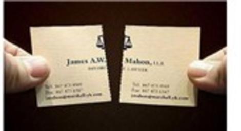 tasarımsal kartvizitler, kartvizit